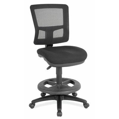OfficeSource Heitz Series Mid-Back Mes..