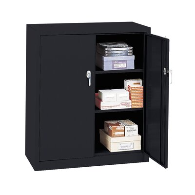 OfficeSource Budget Series 2 Door Storage Cabinet