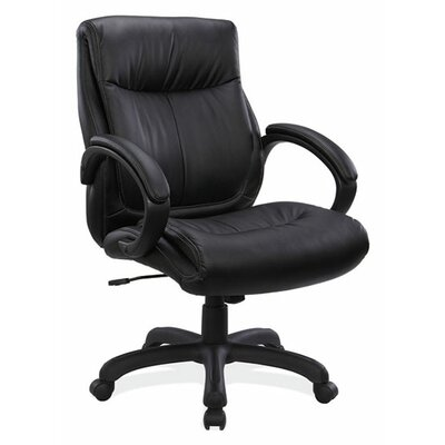 OfficeSource Mid-Back Conference Chair wi..