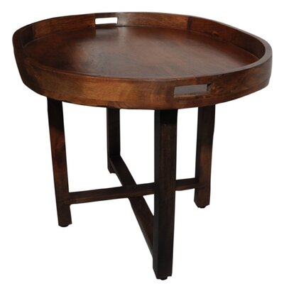 Foreign Affairs Home Decor Erum End Table