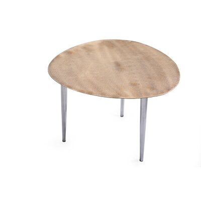 Foreign Affairs Home Decor Oro End Table