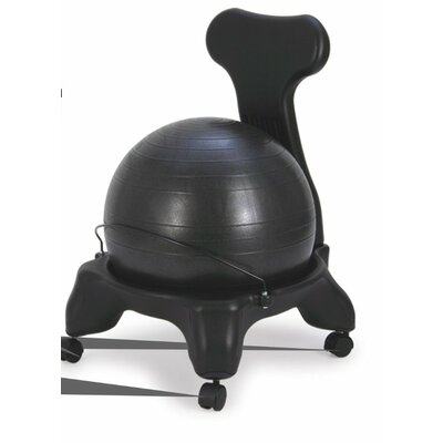 Sivan Health and Fitness Balance Ball Chair Extension (Set of 4)