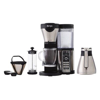 Ninja Star Coffee Maker : Ninja Bar Brewer Coffee Maker & Reviews Wayfair