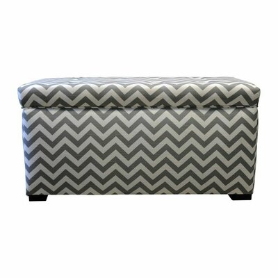 Sole Designs Angela Zigzag Storage Trunk