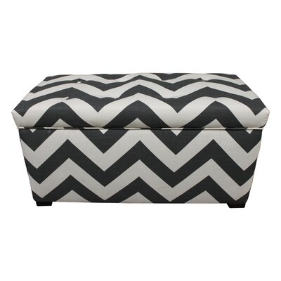 Sole Designs Angela Upholstered Storage B..