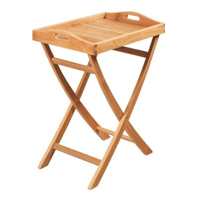 HiTeak Furniture Serving Cart