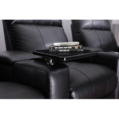 RowOne Plaza Home Theater Recliner Row of 3