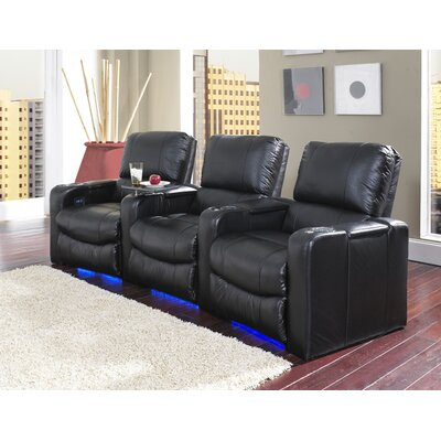 RowOne Polaris Home Theater Recliner (Row of 3)