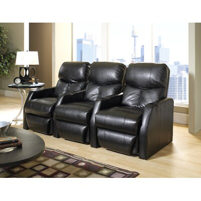RowOne City Lights Home Theater Recliner ..