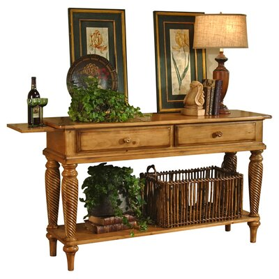 One Allium Way Halton Console Table