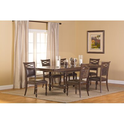 Hillsdale Furniture Seaton Springs 7 Piece Dining Set