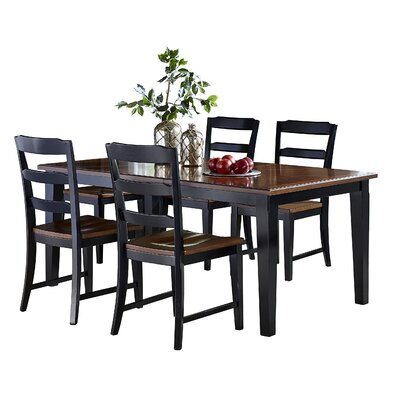 Red Barrel Studio Riverton 5 Piece Dining Set