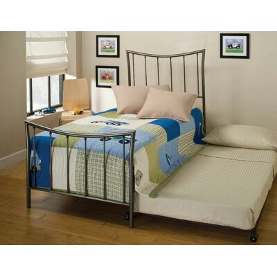 Latitude Run Kristopher Twin Panel Bed with Trundle