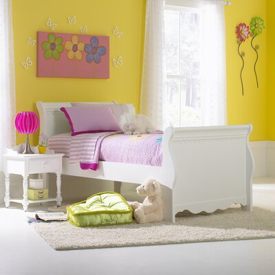 Hillsdale Furniture Lauren Sleigh Customizable Bedroom Set