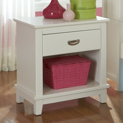 Hillsdale Furniture Bailey 1 Drawer Nightstand