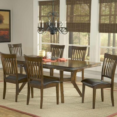 Hillsdale Furniture Arbor Hill 7 Piece Di..