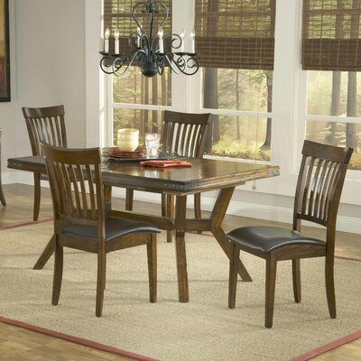 Hillsdale Furniture Arbor Hill 5 Piece Di..