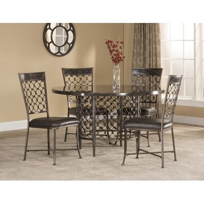 Red Barrel Studio Alchemist 5 Piece Dining Set