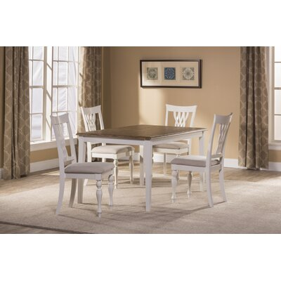 August Grove Carcassonne 5 Piece Dining Set