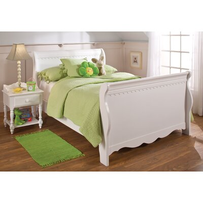 Hillsdale Furniture Lauren Sleigh Bed