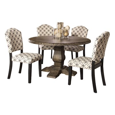 Hillsdale Furniture Lorient 5 Piece Dining Set
