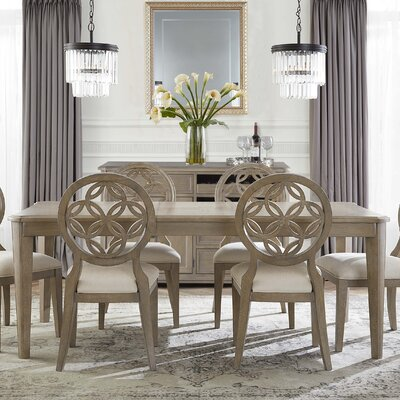One Allium Way Mousseau 5 Piece Dining Set