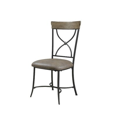 Hillsdale Furniture Charleston X-Back Side Chair (Set of 2)