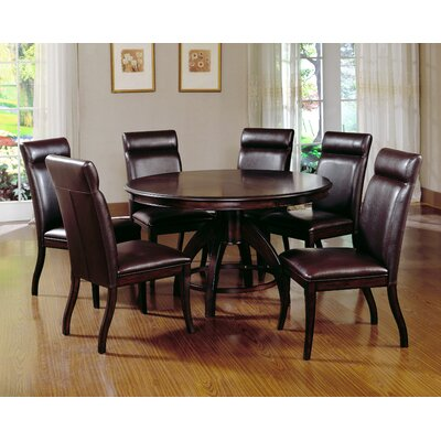 Red Barrel Studio La Conner 7 Piece Dining Set