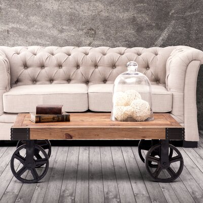 Trent Austin Design Bayfield Coffee Cart Table