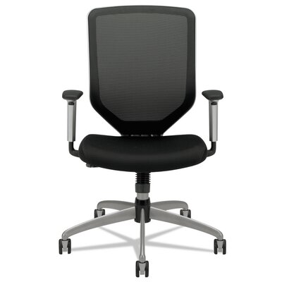 Basyx by HON Boda Series High-Back Mesh Executive Chair