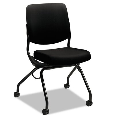 Basyx by HON Perpetual Series Mobile Nesting Task Chair