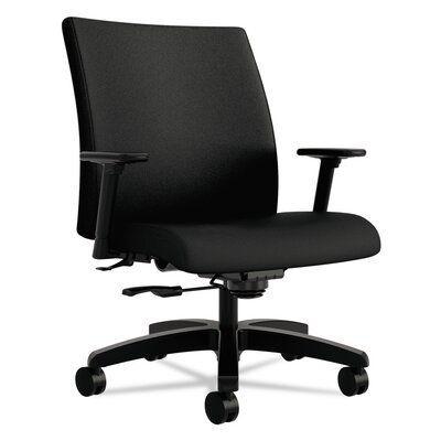 Basyx by HON Ignition Series Big & Tall Mid-Back Office Chair