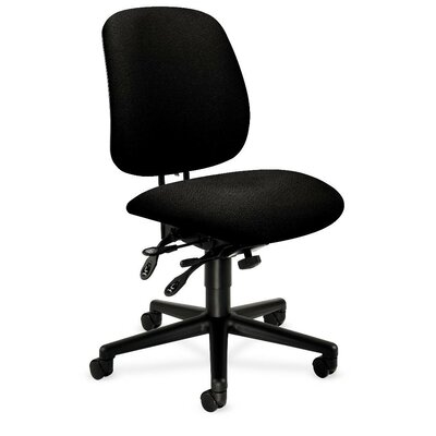 Basyx by HON 7700 Series Asynchronous Swivel/Tilt High-Back Task chair