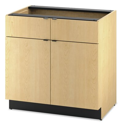 Basyx by HON Hospitality 2 Door Storage C..