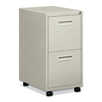 Basyx by HON Embark Series 2-Drawer Mo..
