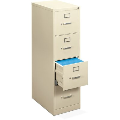 Basyx by HON H410 Series 4-Drawer  Fil..