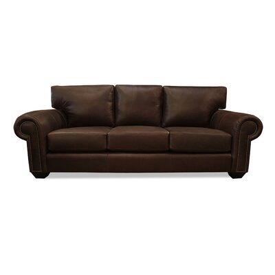 Manchester Leather Sofa 103