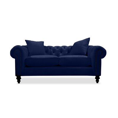 South Cone Home Hanover Tufted Sofa 72