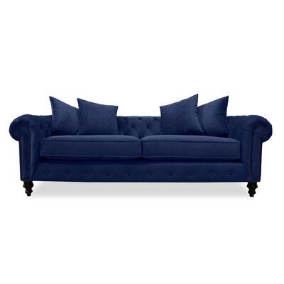 South Cone Home Hanover Tufted Sofa 90