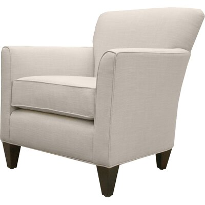 South Cone Home Allessandria Linen Arm Chair