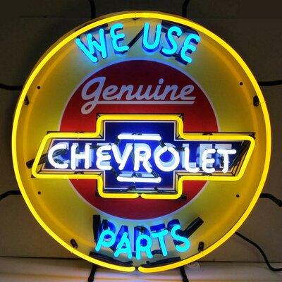 Neonetics Chevrolet Neon Sign & Reviews   Wayfair