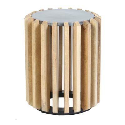 Prima Drum End Table