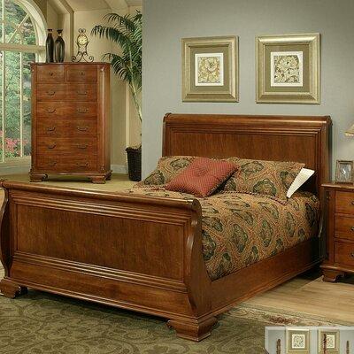 AYCA Furniture American Heritage Sleigh Bed