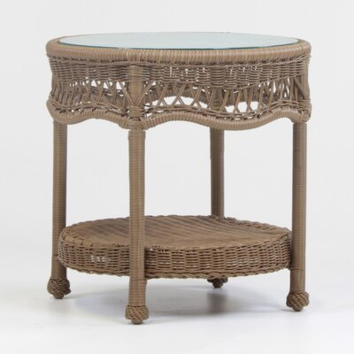 South Sea Rattan Riviera End Table