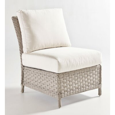 South Sea Rattan Mayfair Slipper Chair