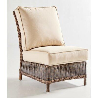 South Sea Rattan Barrington Slipper Chair