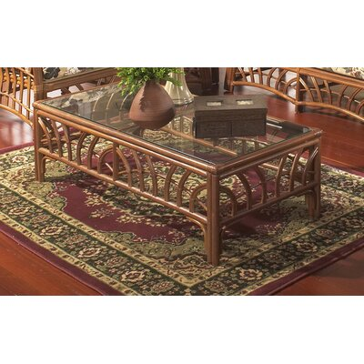 South Sea Rattan New Kauai Coffee Table