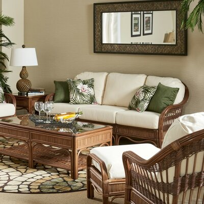 South Sea Rattan Bermuda Jasmine Antique ..