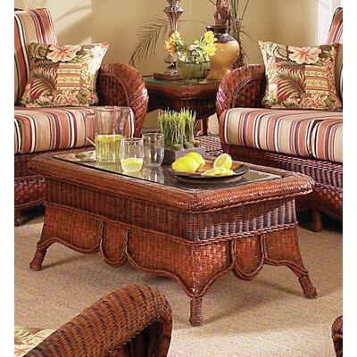 South Sea Rattan Autumn Morning Coffee Table Set