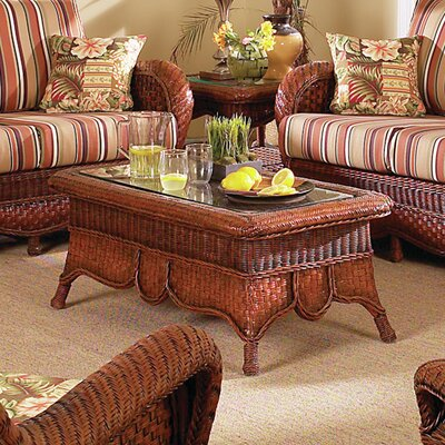 South Sea Rattan Autumn Morning Coffee Table Image